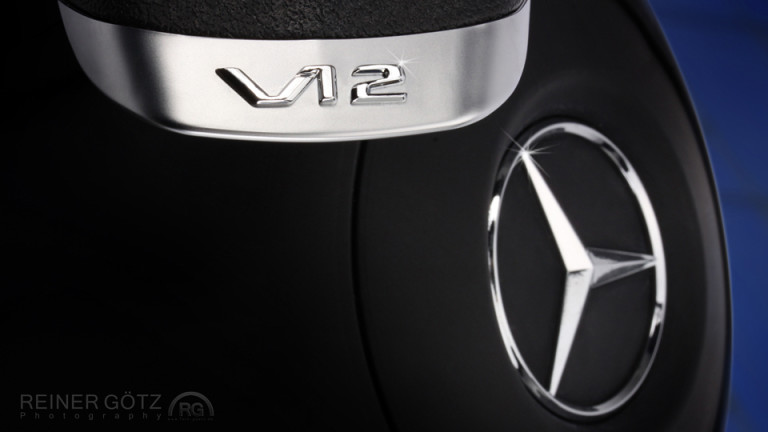 Mercedes Benz V12